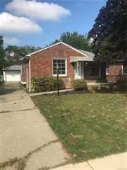 Single Family for sale in 17737 CENTRALIA, Redford, MI, 48240
