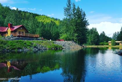 Residential Property for sale in 60995 Resurrection Creek Road, Hope, AK, 99605