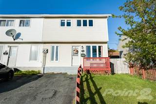 Townhouse for sale in 44 Watson Street, St. John's, Newfoundland and Labrador, A1A 3J8