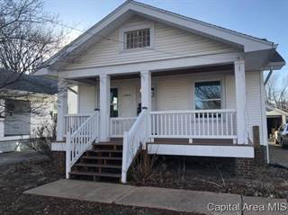 Single Family for sale in 2405 S 4TH ST, Springfield, IL, 62703