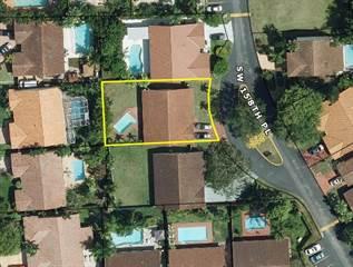 Single Family for sale in 10540 SW 158th Pl, Miami, FL, 33196