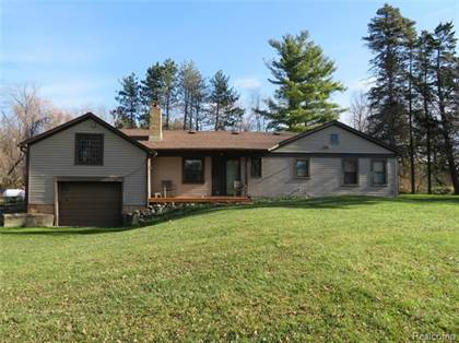 Residential Property for sale in 5621 Beard Road, Byron, MI, 48418