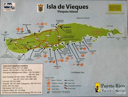 Lots And Land for sale in VIEQUES PUERTO RICO, Vieques, PR