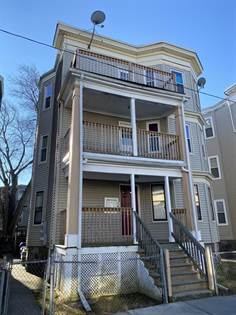 Multifamily for sale in 15 Lithgow St, Boston, MA, 02124