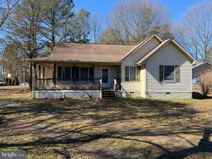 Residential Property for sale in 25 FOREST GROVE ROAD, Colonial Beach, VA, 22443