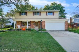 Single Family for sale in 16381 WAYNE Road, Livonia, MI, 48154