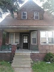 Single Family for sale in 3521 JUNCTION Street, Detroit, MI, 48210