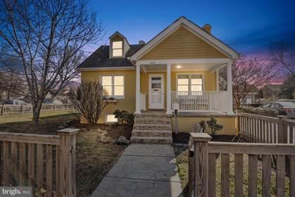 Residential Property for sale in 319 E DEL RAY AVE, Alexandria, VA, 22301