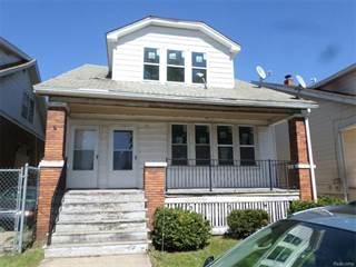 Multi-family Home for sale in 4390 PARKINSON Street, Detroit, MI, 48210