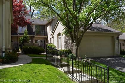 Residential Property for sale in 1134 HILLPOINTE Circle, Bloomfield Township, MI, 48304