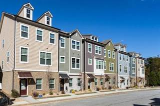 Townhouse for sale in 2154 Colvin Ct Court NW 8, Atlanta, GA, 30318