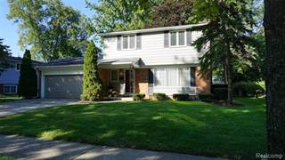 Single Family for sale in 21257 ROBINWOOD Street, Farmington, MI, 48336