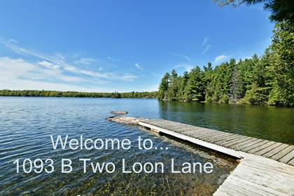 Residential Property for sale in 1093 B Two Loon lane, Central Frontenac, Ontario