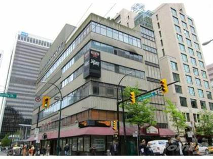 Commercial for rent in 595 Hornby Street, Vancouver, British Columbia, V6C 2E8