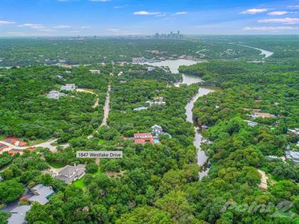 Single-Family Home for sale in 1847 Westlake Drive , Austin, TX, 78746