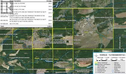 Vacant Land for sale in 0 KLASSEN RD, Vanderhoof, British Columbia