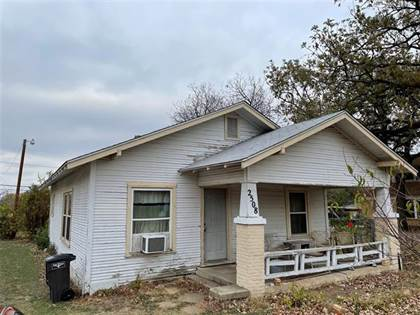 Residential for sale in 2508 28th Street, Fort Worth, TX, 76106