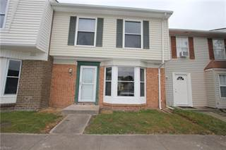 Townhouse for sale in 692 Governors Way, Virginia Beach, VA, 23452