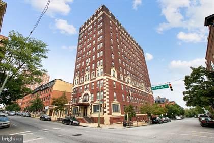 Condominium for sale in 1001 SAINT PAUL ST #7H, Baltimore City, MD, 21202