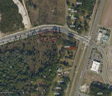 Lots And Land for sale in 13916 WOODLAND DR, Jacksonville, FL, 32218