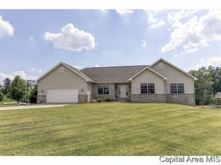 Single Family for sale in 6701 Coolidge, Greater Sherman, IL, 62625