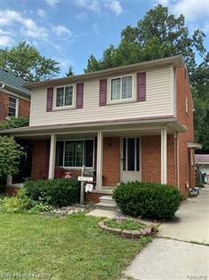 Residential Property for sale in 22224 TENNY Street, Dearborn, MI, 48124
