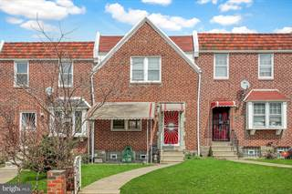 Townhouse for sale in 7955 TEMPLE ROAD, Philadelphia, PA, 19150