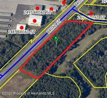 Lots And Land for sale in 0 Broad Street, Garden Grove, FL, 34604