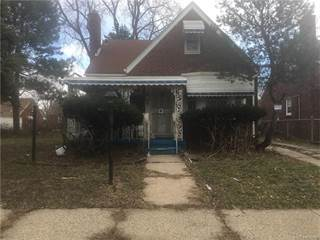 Single Family for sale in 19714 CHAREST Street, Detroit, MI, 48234