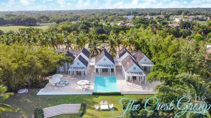 Residential Property for sale in Live like Messi in this Wonderful 6 Bedroom Villa In Front Of the Beach! (GH1978), Casa De Campo, La Romana
