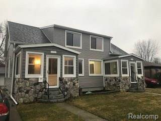 Multi-family Home for sale in 23540 GLENBROOK Street, St. Clair Shores, MI, 48082