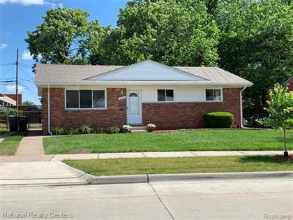 Residential Property for rent in 18046 SNOW Avenue, Dearborn, MI, 48124