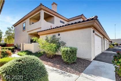 Residential for sale in 6909 Cobre Azul Avenue 102, Las Vegas, NV, 89108