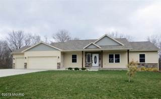 Single Family for sale in 10404 Cottonwood Court, Middleville, MI, 49333