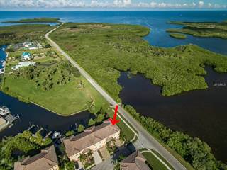 Townhouse for sale in 6537 CHANNELSIDE DRIVE, Gulf Harbors, FL, 34652