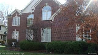 Single Family for sale in 2036 OAKWOOD Drive, Troy, MI, 48085