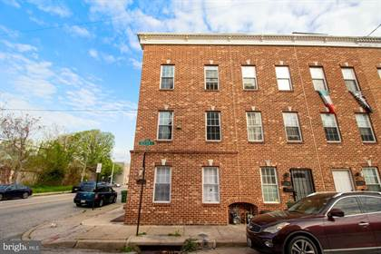 Residential Property for sale in 1146 DEXTER ST, Baltimore City, MD, 21230