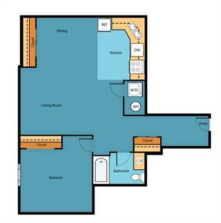Apartment for rent in 17763 15th Ave NE, Shoreline, WA, 98155