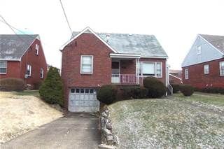 Single Family for sale in 1320 OVERLOOK DRIVE, Weirton, WV, 26062