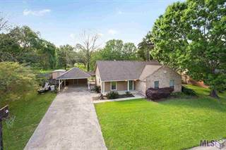 Single Family for sale in 5467 FAIRWAY DR, Zachary, LA, 70791