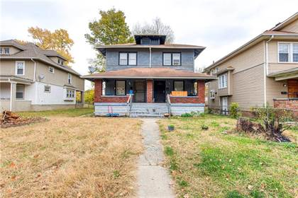 Multifamily for sale in 3137 GUILFORD Avenue, Indianapolis, IN, 46205