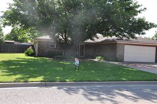 Single Family for sale in 2717 N Cherokee Dr, Pampa, TX, 79065