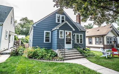 Residential for sale in 5529 44th Avenue S, Minneapolis, MN, 55417