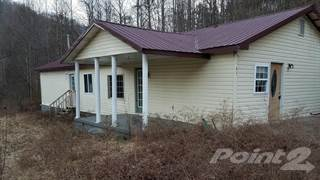 Residential Property for sale in 45 Halls Branch, Whitesburg, KY, 41858
