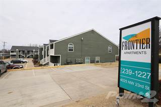 Apartment for rent in Frontier Apartments, Oklahoma City, OK, 73107