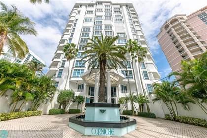 Residential Property for sale in 1440 S Ocean Blvd 12D, Fort Lauderdale, FL, 33062