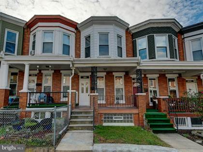 Residential Property for sale in 3051 BRIGHTON ST, Baltimore City, MD, 21216