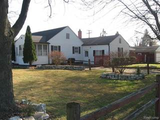 Single Family for sale in 30425 7 MILE Road, Livonia, MI, 48152