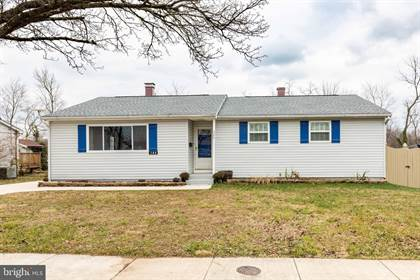 Residential for sale in 388 OLD LINE AVENUE, Laurel, MD, 20724