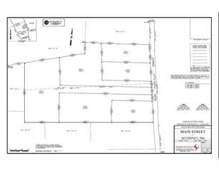 Land for sale in 0 Main St, Acushnet Center, MA, 02743